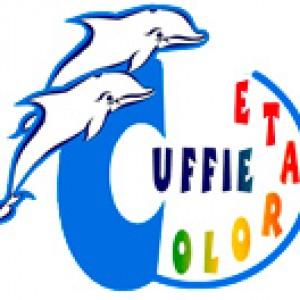 Cuffie colorate