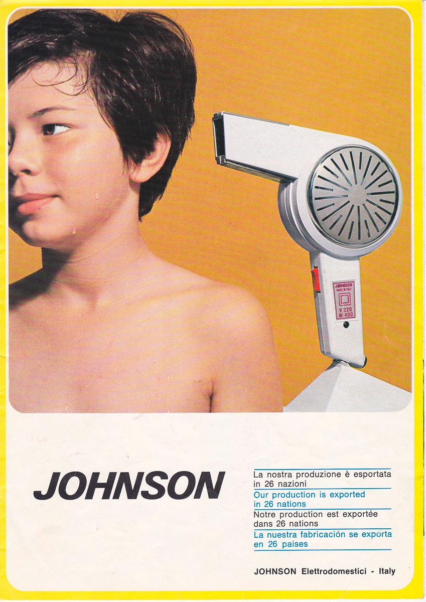 johnson-storico