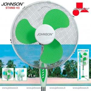 Johnson STAND 43