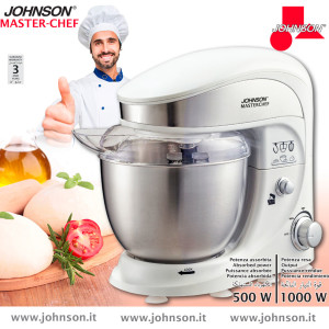 Johnson Master-chef
