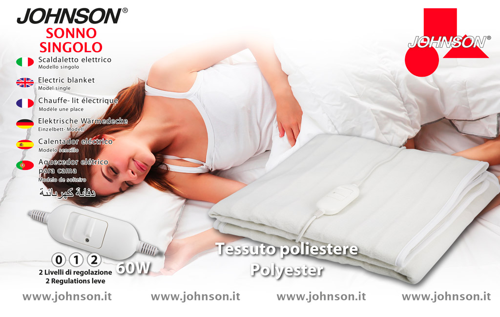 Johnson Sonno singolo box