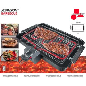 Johnson video Barbecue