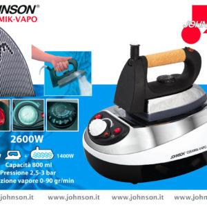 Johnson video Ceramik Vapo